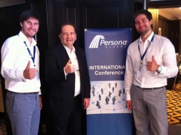 BIRC Int. на международной конференции Persona Global в Вене (Австрия)