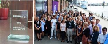 BIRC Int получила статус серебряного партнера Promote Network