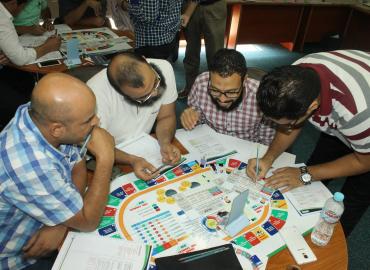 Симуляция Management Puzzle — самая популярная в Египте!